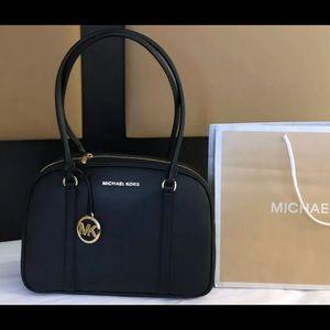$298 Michael Kors Chatham Handbag MK Purse Bag